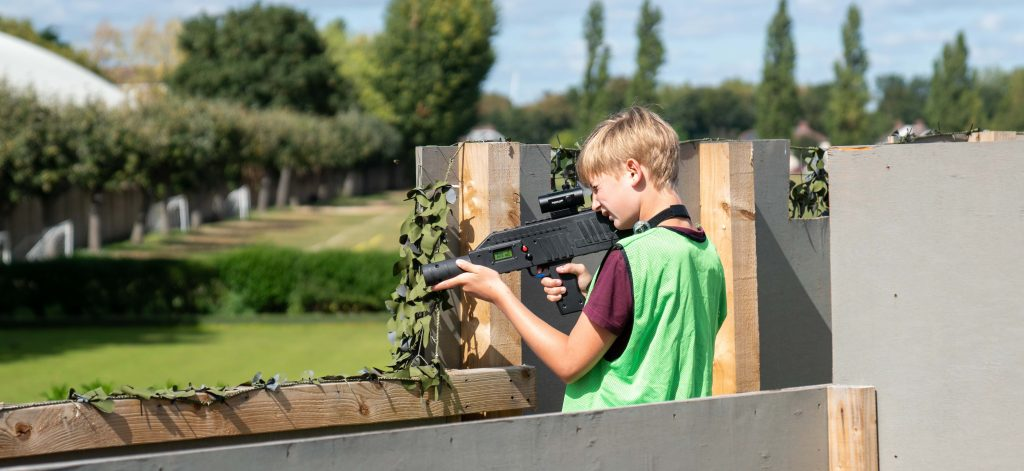 Laser Tag Booking Guidelines